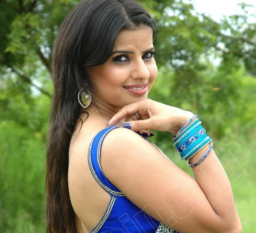 Madhu Sharma blue film