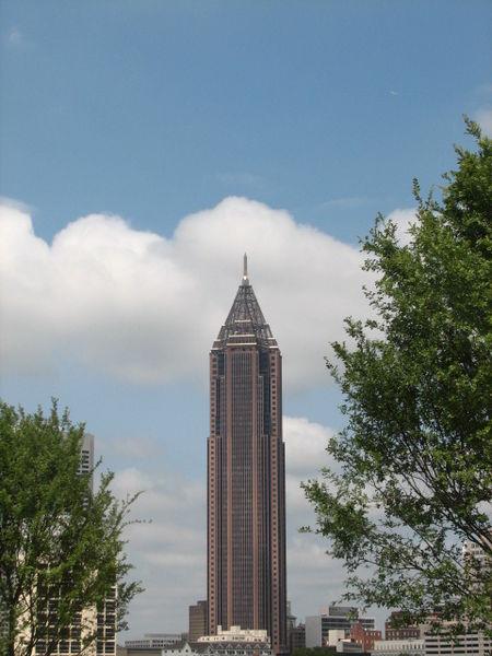 Bank of America in Atlanta Georgia