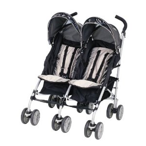 Double Prams: Best Double Stroller Umbrella-Style:  Graco Twin Ipo