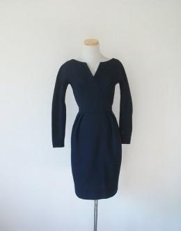 Dress #2:  Vintage 50s wiggle dress for sale by Studio 1950 on etsy.com.