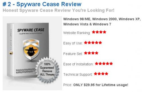 Honest Spyware Cease Review You're Looking For