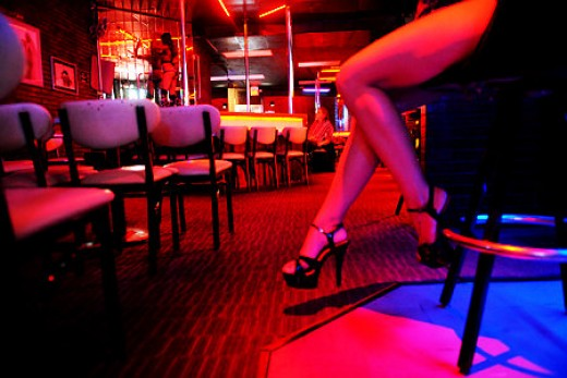 Strip clubs: no longer welcome in Iceland