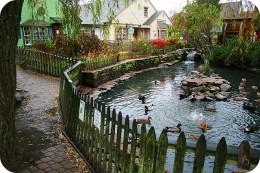 Old Mystic Village