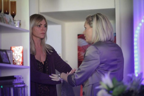 Meanwhile will Roxy discover the truth?