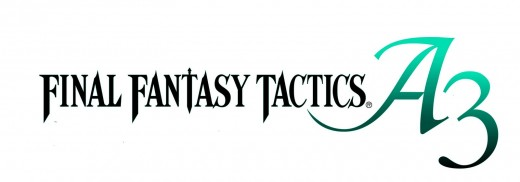 Final Fantasy Tactics A3 Mock Logo