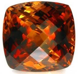 Red Topaz Stone
