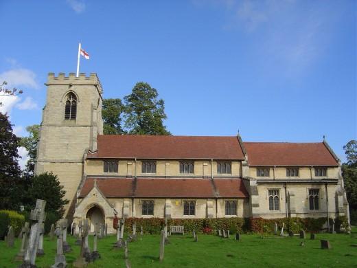 St Andrews Church Bishopthorpe