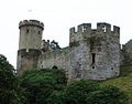 The Best Castle To Visit In England - Warwick Castle History Presented In Exciting Fun Attractions
