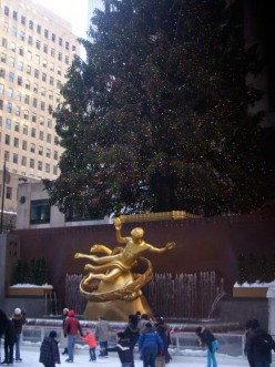 Skating at Rockefeller Center Ice Rink: Is it Worth It?