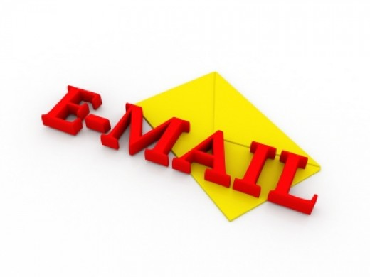 Email Netiquette is a code of behaviors for people to use when sending and receiving emails.