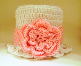 Example of toilet paper cozy