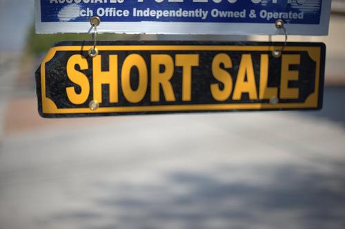 short sale informatiion is often elusive