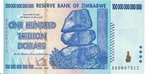 Inflation destroys money (cash), but not wealth (silver, gold, platinum)