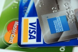 Credit cards play a role in how high or low our credit score it.