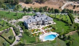 FRENCH FORMAL COMPOUND 23 ACRE PRIVATE ESTATE