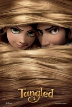 Movie Review: Tangled 3D (2010)