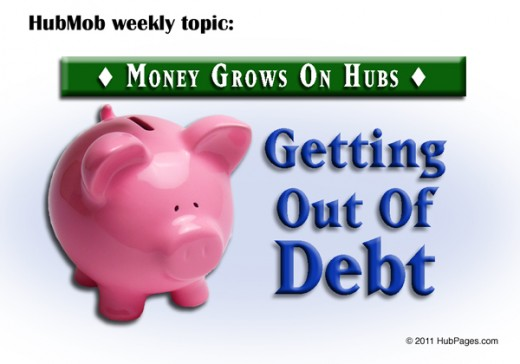 Money Grows on Hubs: Getting Out of Debt