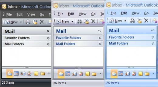 Outlook Themes