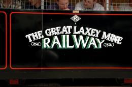 "19"" gauge Great Laxey Mines Railway at Laxey on the Isle of Man  David Lloyd-Jones 2010"