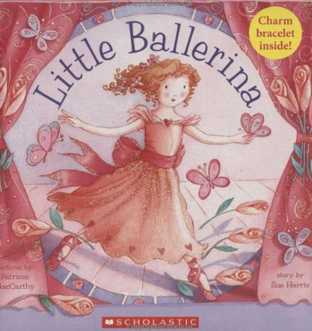 'Little Ballerina' available from Amazon.com