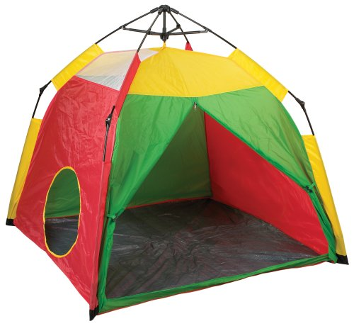 Play Tents Encourage Active Play and Imagination