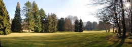 Peace and tranquility in at Wenkenpark, Riehen