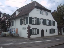 Riehen's Toy Museum