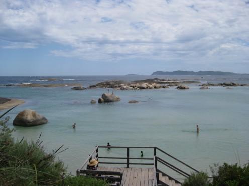 A favorite swimming spot down south !