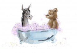 Dumb and Dumber-Donkeys can't sleep in the bathtub and more unusual laws in the U.S. Part 2
