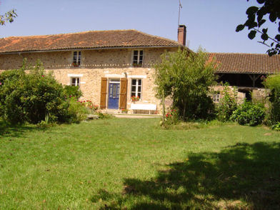 Les Trois Chenes, Videix, Limousin, France