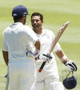Sachin takes a bow after his 51st century