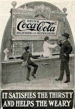Why was Coca Cola invented ?