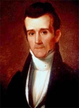 James K. Polk, 11th President