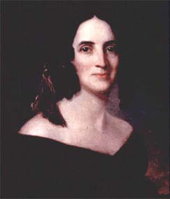 Polk's wife, Sarah Childress