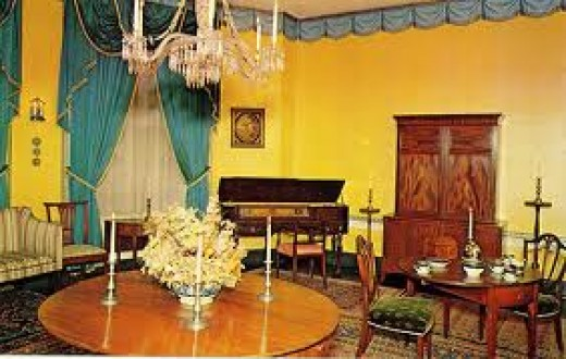 Grouseland formal parlor.