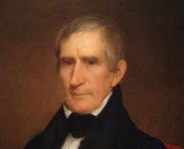 William Henry Harrison, 9th U.S. President.