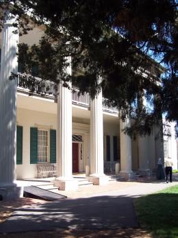 Andrew Jackson's Hermitage, outside of Nashville.