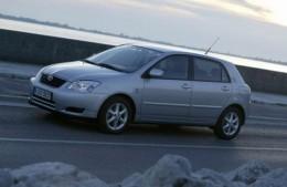 #1-Toyota Corolla