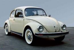 #4 Volkswagen Beetle