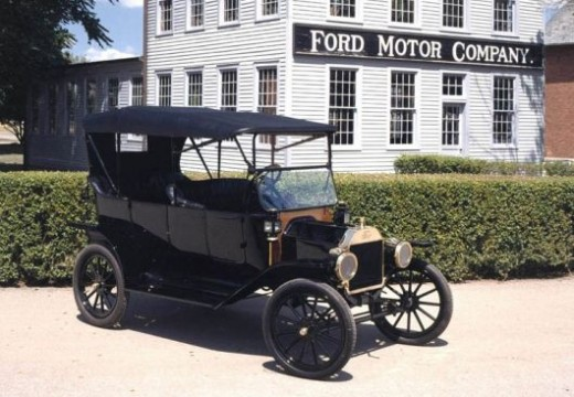 #5 Ford Model T