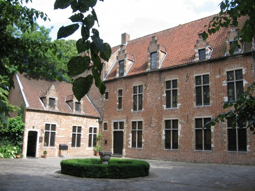 The Erasmus House, Anderlecht