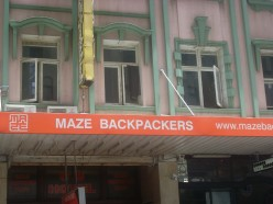 Maze Backpackers