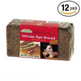 Whole rye bread