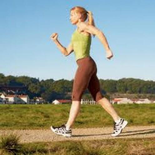 walking 30 mins daily