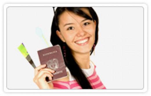 Got your student visa. Congratulations