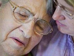 Losing Mom to Alzheimer's Disease