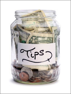 Take this advice, make more tips