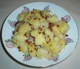 Hot potato salad