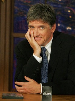 Craig Ferguson on The Late Late Show.