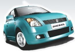 Get a loan on Swift Diesel in India